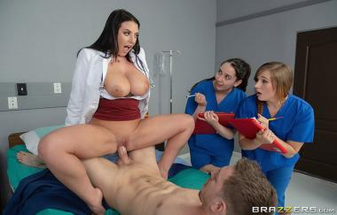 Angela White, Markus Dupree - Firsthand Experience - Doctor Adventures