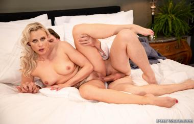 Brittany Bardot - Milf Addicted To Anal