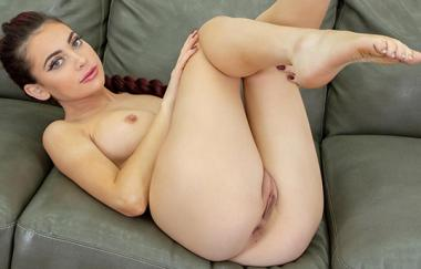 Sabina Rouge - Sabina Wishes Her Dildo Was Your Hard Cock Live