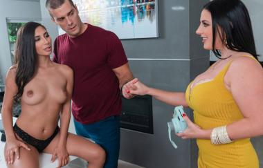 Angela White, Gianna Dior - Exposure Part 3
