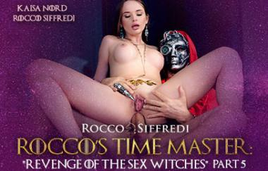 Kaisa Nord, Rocco Siffredi - Roccos Time Master : Revenge Of The Sex Witches