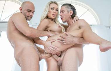 Alexis Monroe - My Double Penetration Fantasy!