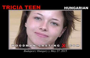 Tricia Teen - Casting X 145 - Updated