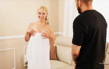 Sarah Vandella - My Stepmoms In Heat