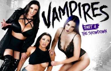 Abigail Mac, Jelena Jensen, Angela White - Vampires: Part 4: The Showdown