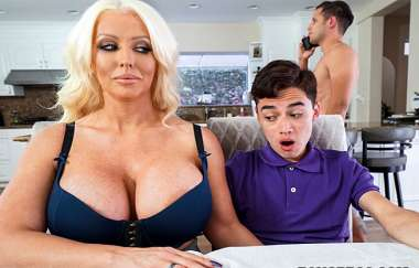 Alura Tnt Jenson - Step Moms New Fuck Toy - Momishorny