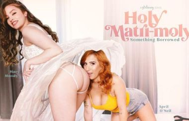 April Oneil, Mary Moody - Something Borrowed