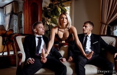 Natalia Starr, Mick Blue, Chris Diamond - Compromise