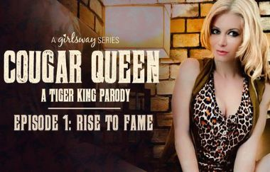 April Oneil,serene Siren,kenzie Madison,katie Kush - Cougar Queen: A Tiger King Parody - Episode 1 - Rise To Fame