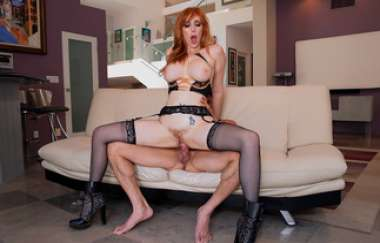 Lauren Phillips - Axel Brauns Shades Of Red, Scene 3