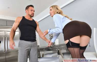Riley Reyes, Johnny Castle - My Friends Hot Girl