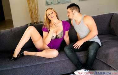 Julia Ann, Bambino - My Friends Hot Mom