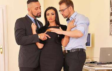 Alyssia Kent - Meeting And Mating - Handsonhardcore