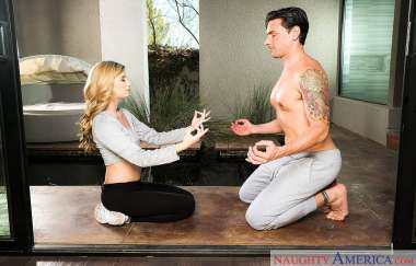 Carolina Sweets, Ryan Driller - Naughty Athletics