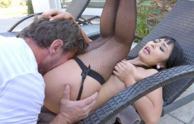 Marcia Hase - Marica Hase Gets Her Tight Asian Holes Filled With Big Dick And Facial - Banggonzo