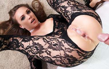 Veronika Clark - Analed In Lace