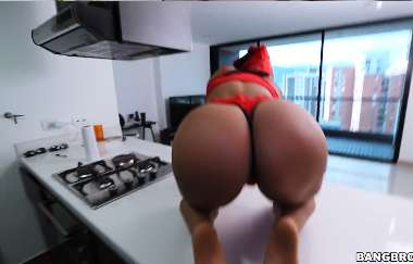 Carolina Rivera - Big Ass Carolina Is Back