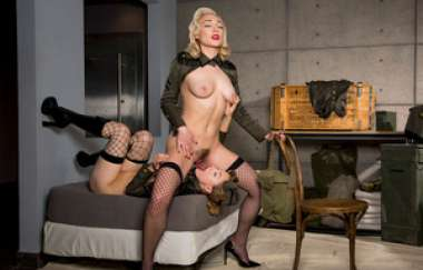 Ivy Wolfe, Lily Labeau - All Hands On Deck - Whengirlsplay
