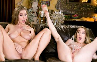 Cadence Lux, Lena Paul - Squirting Surprise