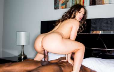 Abella Danger, Mr Blaccwod - First Date Bbc
