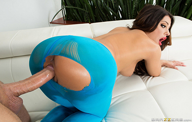 Keiran Lee, Adriana Chechik – The Ass On Adriana